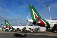 La rabbia per l'Alitalia