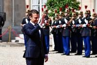 Il cambio di passo del presidente Macron