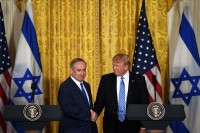 La visita di Trump in Israele