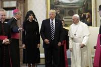 Quel velo in Vaticano