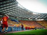 A Roma il tempo sarà scandito dalla leggenda Totti