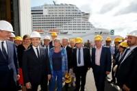 """Macron, europeista """"pour la France"""""""