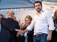Berlusconi, Salvini e il teatro dell'assurdo