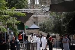 I metal detector installati da Israele