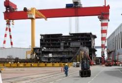 I cantieri navali di Saint-Nazaire