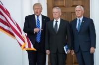 I militari alla Casa Bianca