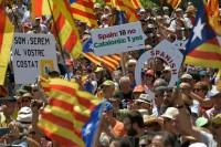 Pugno duro in Catalogna