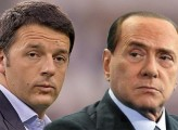 Alla Corte Europea Renzi tifa Berlusconi