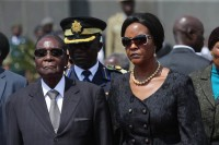 Yara Hanssen, la foto che cancellò Mugabe