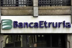 Una filiale di Banca Etruria