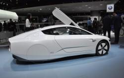 Un prototipo di auto elettrica