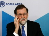 Il pugno di ferro punisce Rajoy