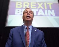 Blair, Farage, il referendum sull'Europa..