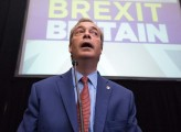 Blair, Farage, il referendum sull'Europa..