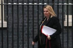 Karen Bradley, segretario di Stato nordirlandese