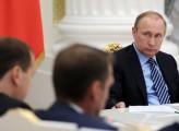 Putin, uomo forte al comando