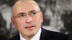 Khodorkovskij: Putin controlla e media tra crimine e apparati