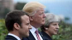 I missili in Siria e le difficoltà di Trump, May e Macron