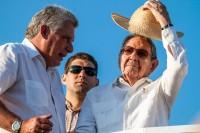 Addio all'icona Castro, mito degli ex giovani