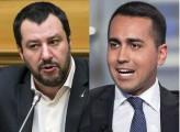Di Maio, Salvini e l'altalena del consenso