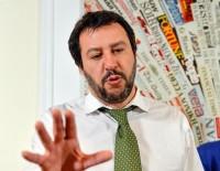 L'azzardo di Salvini