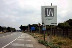 Lo stabilimento dell'Ilva a Taranto