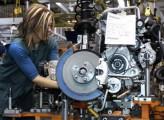 Produzione industriale in calo in ottobre