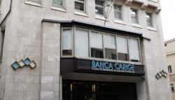 La sede centrale di Banca Carige