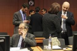 Giovanni Tria. Alle sue spalle, Pierre Moscovici