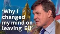 Cambiare idea sulla Brexit