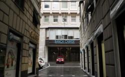 La sede della banca Carige