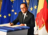 Hollande : Ora Francia e Germania mettano il turbo all'Ue