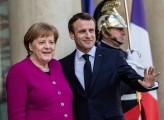 E Macron lanciò la Merkel