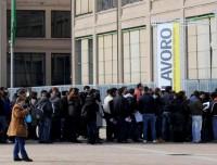 Perche' cala la disoccupazione