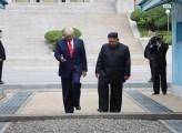 Trump a tutto campo tra Osaka e Corea del Nord