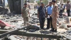 Il campo migranti di Tajoura colpito dalle bombe