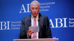 Antonio Patuelli, presidente Abi