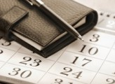 Agenda della settimana