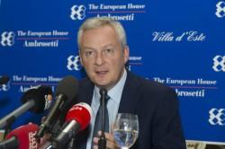 Le Maire: Su procedura infrazione abbiamo aiutato l'Italia