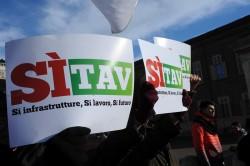 Il 59% degli italiani favorevole al Tav