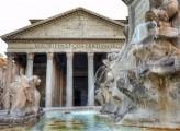 Mattarella in campo per Roma
