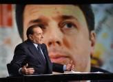 E Berlusconi elogiò Renzi