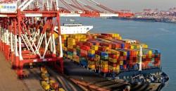 Un porto cinese