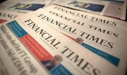 Copie del Financial Times
