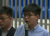 Wong: a Hong Kong andremo avanti fino a libere elezioni