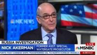 Akerman: l'Ucrainagate e' peggio del Watergate