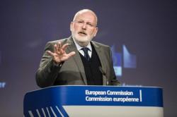 Timmermans: l'Europa riparta dal clima. Il mondo ci seguirà