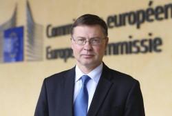 Dombrovskis: Sul Mes non mi aspettavo questa reazione dell'Italia