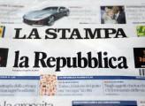 Il terremoto nell'editoria: Repubblica agli Agnelli