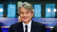 Breton: dobbiamo avere una visione industriale europea